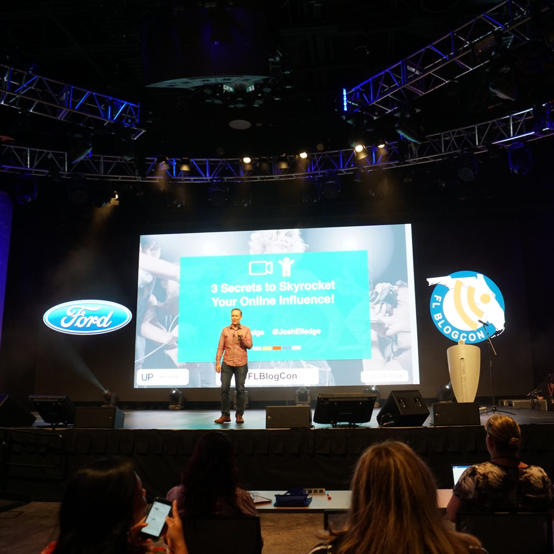 Florida Blog Con Keynote Speaker