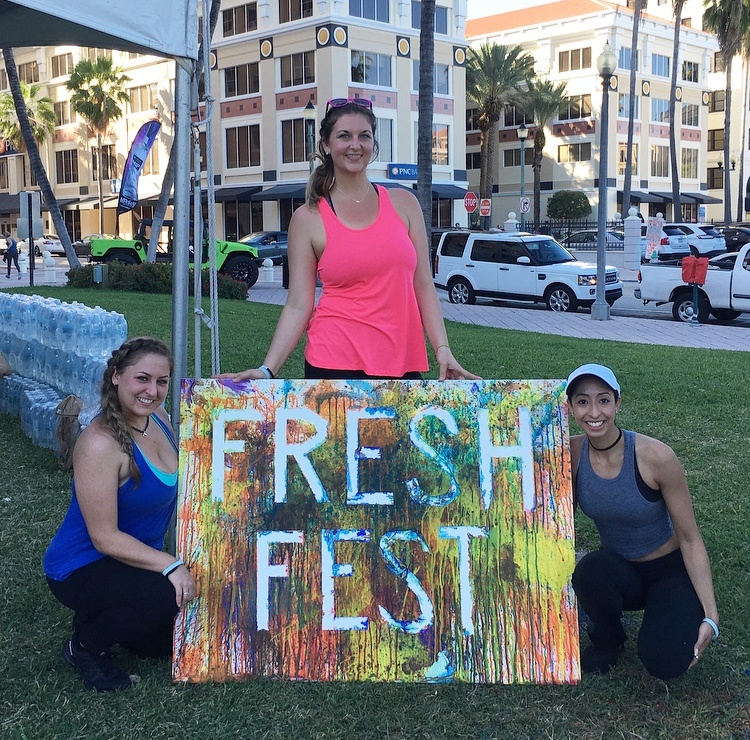 FreshFest A One Day Fitness Extravaganza