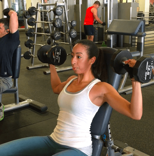 The Perfect Shoulder Workout Routine