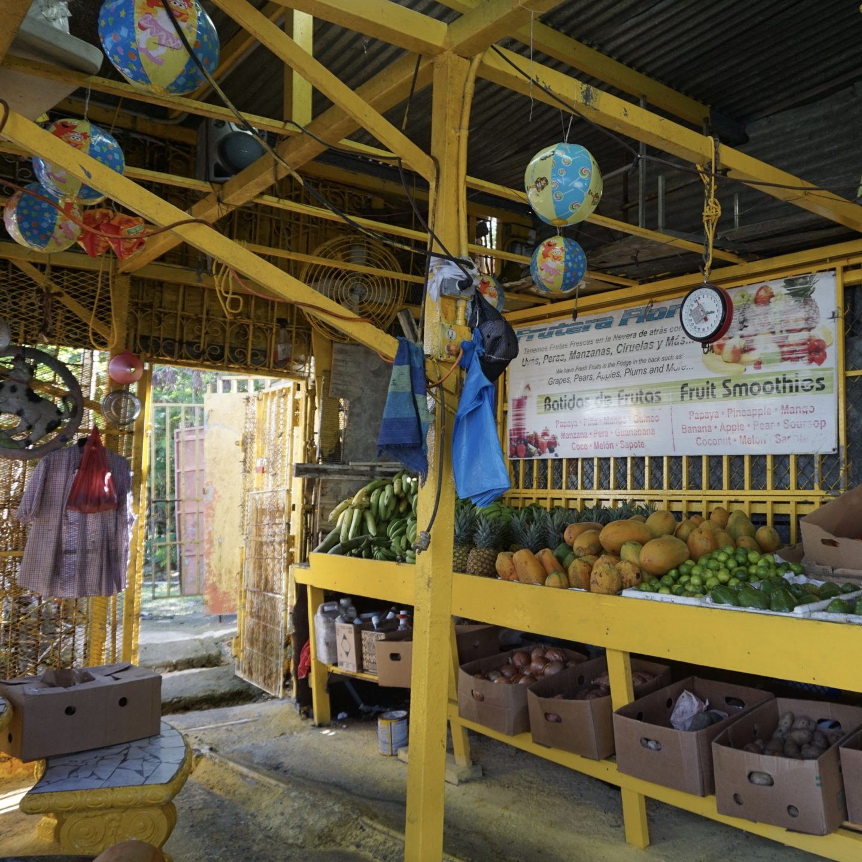 Farmers Market Puerto Rico