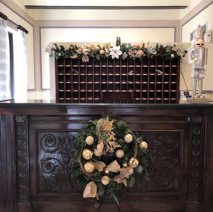 Hotel El Convento Lobby