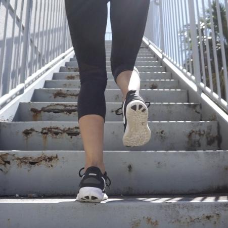Intense Stair Workout