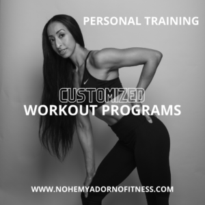 Personal Training Ad