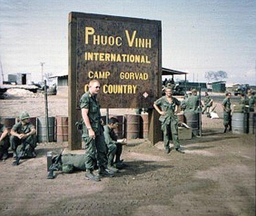 April 1969, Phuoc Vinh