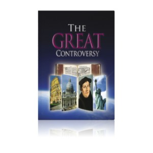 The Great Controversy - cover main