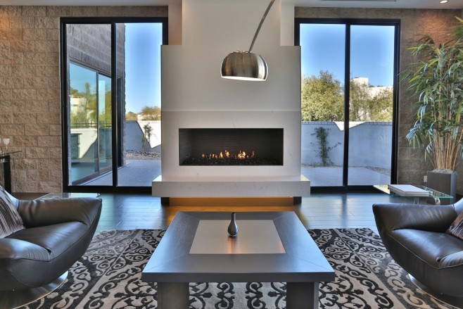 Modern In Phoenix - New Build At The Base Of Piestewa Peak