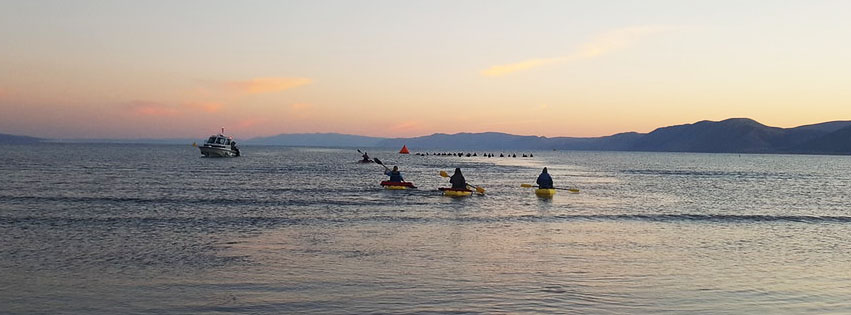 Bear Lake Brawl Triathlon