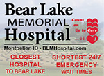 Bear Lake Memorial Hospital in Montpelier Idaho