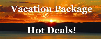 Check Out Our Vacation Package Hot Deals!