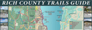 Rich County Utah Trail Map