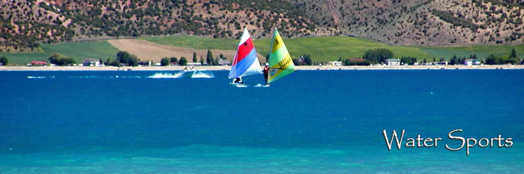 Bear Lake Water Sports - Jet Ski, Swimming, Boating, Water Skiing, Sailing