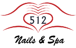 512 Nails & Spa logo