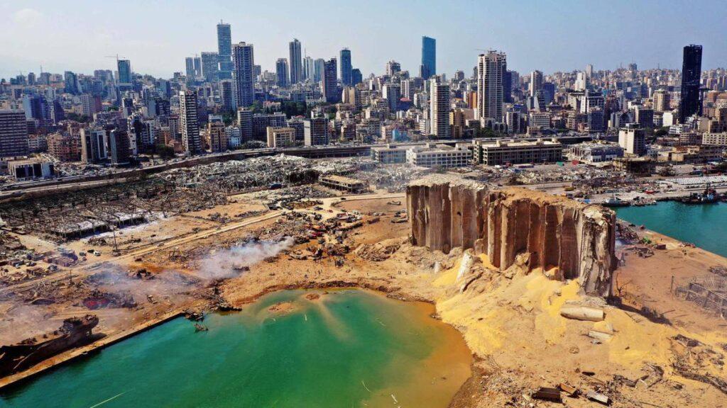 Beirut, Lebanon 080420