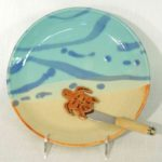5C Anne Ardito, Baby Turtle Plate