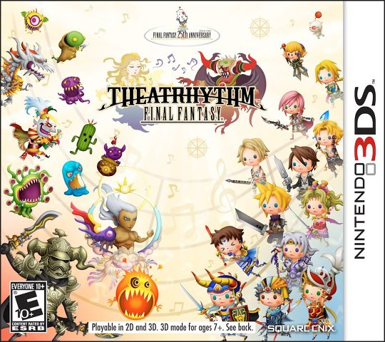 Theatrhythm Final Fantasy Cover 2