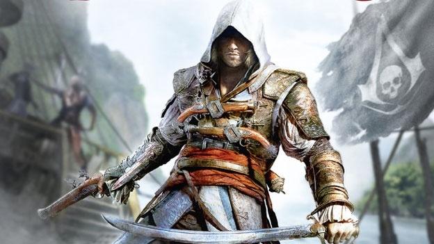 Assassins Creed 4 Art