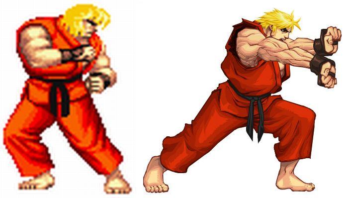 Ken HD Comparison