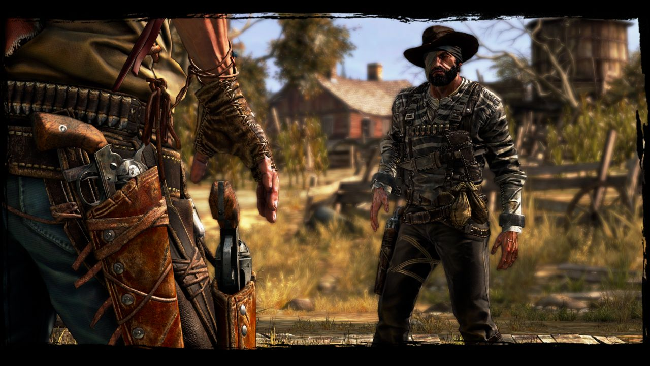 Call of Juarez Gunslinger Gameplay Duel 1