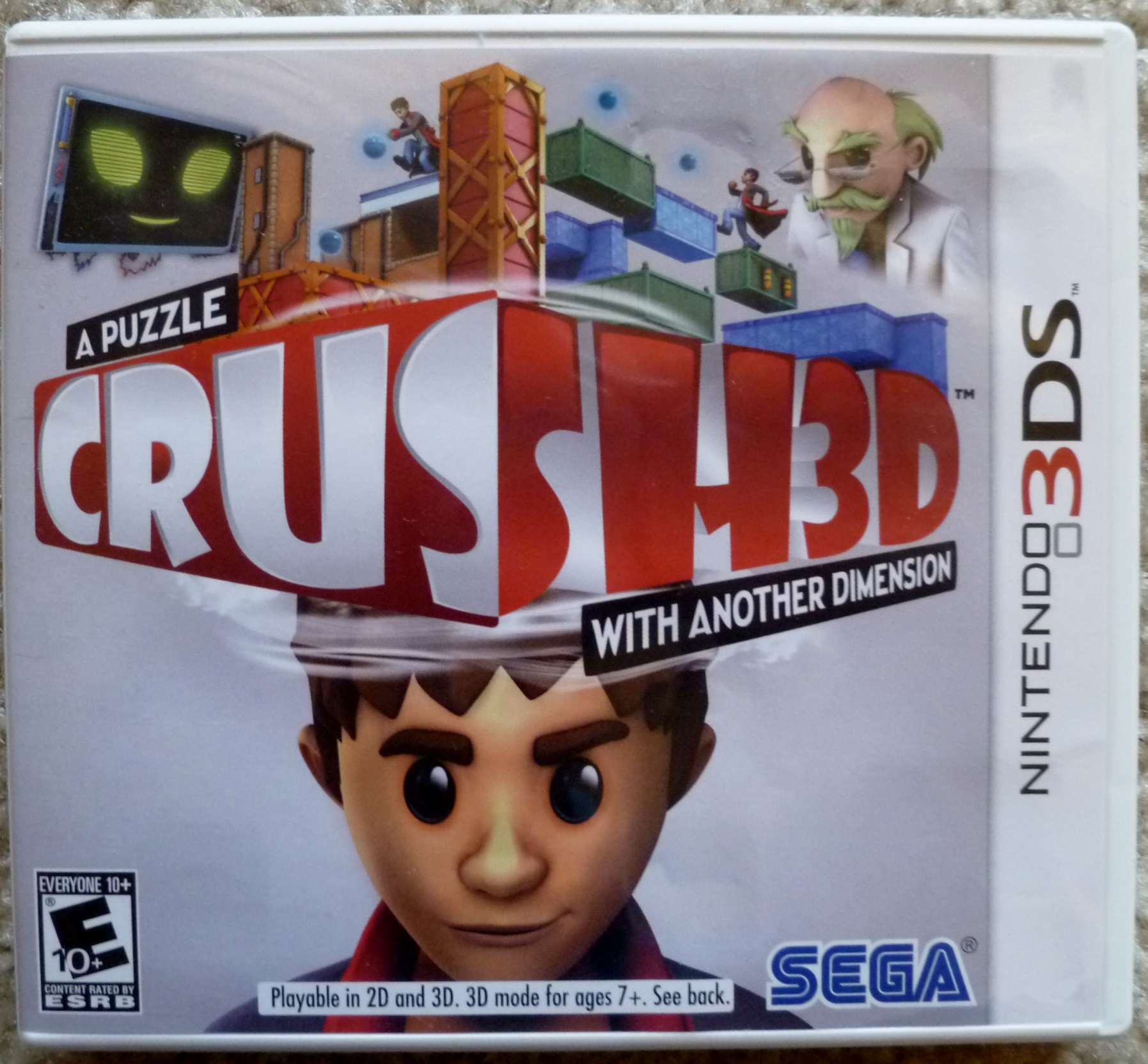Crush 3D Cover
