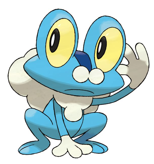 I'll save you the trouble and tell you why Froakie should be your starter in two words: Frog Ninja