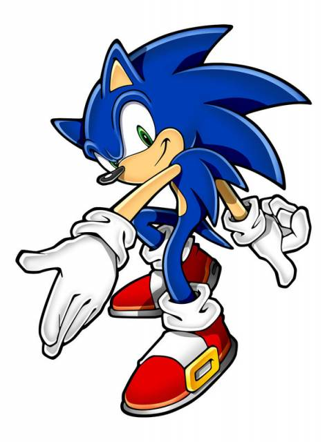 Sonic the Hedgehog Art