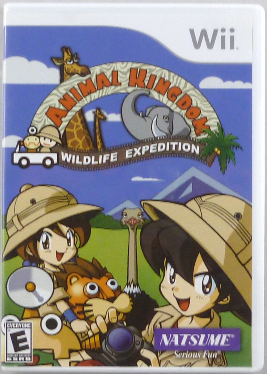 Animal Kingdom Wildlife Expedition Cover