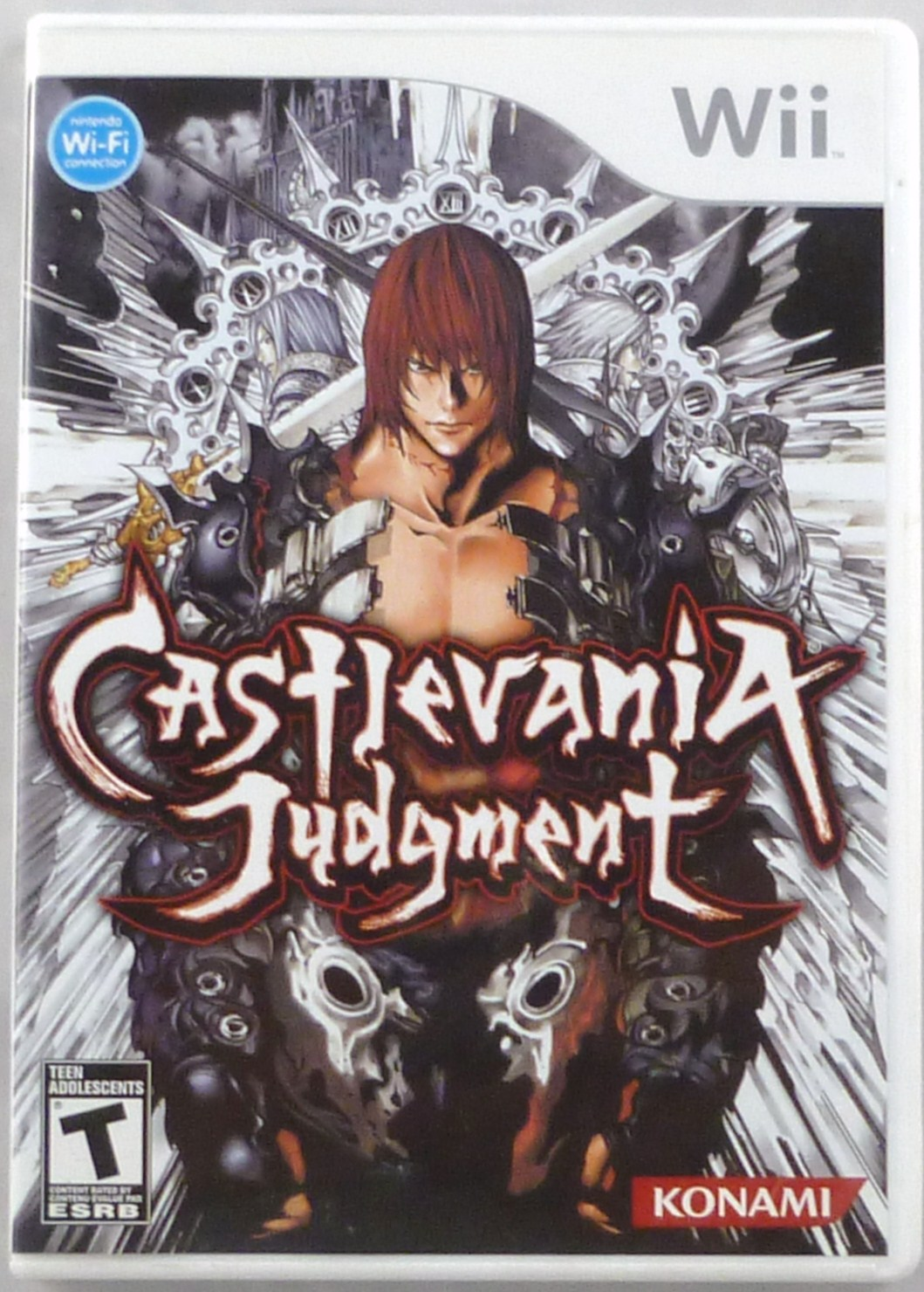 Castlevania Judgment Cover