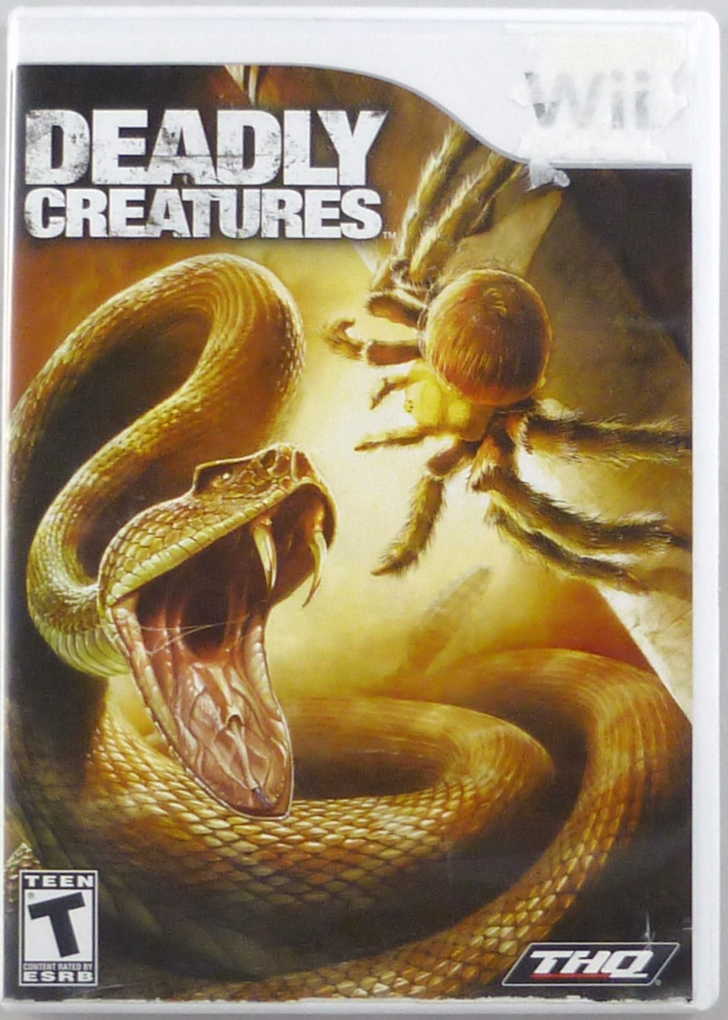 Deadly Creatures Cover