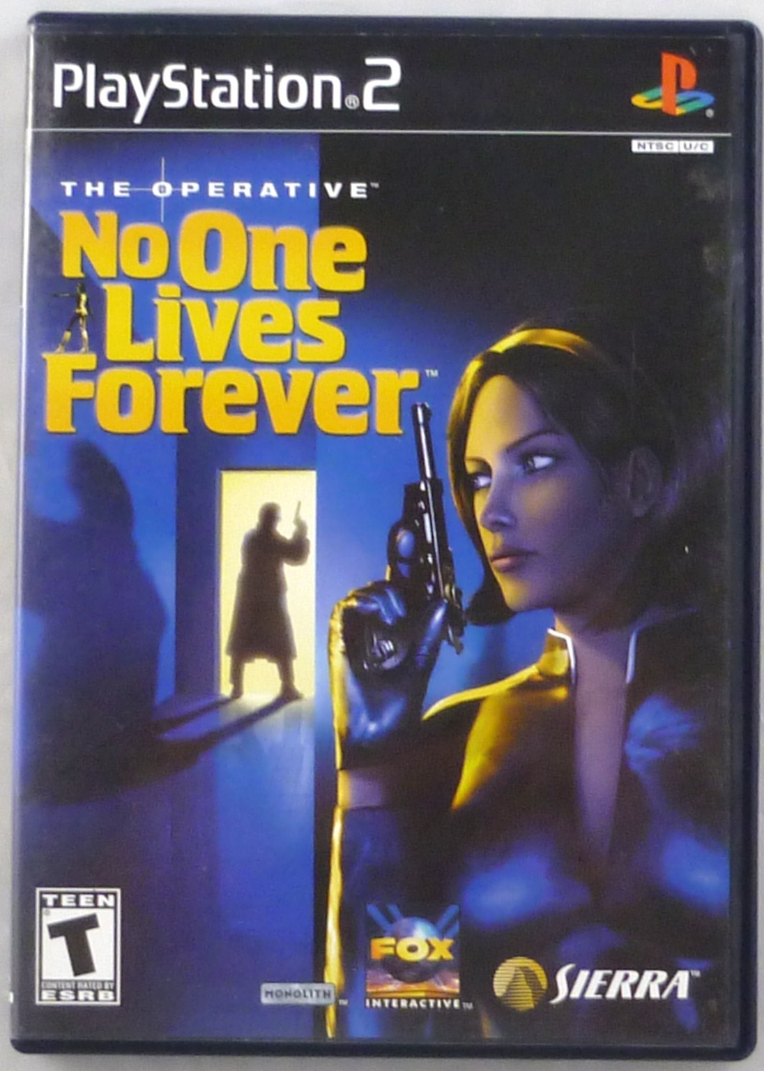 No One Lives Forever Cover