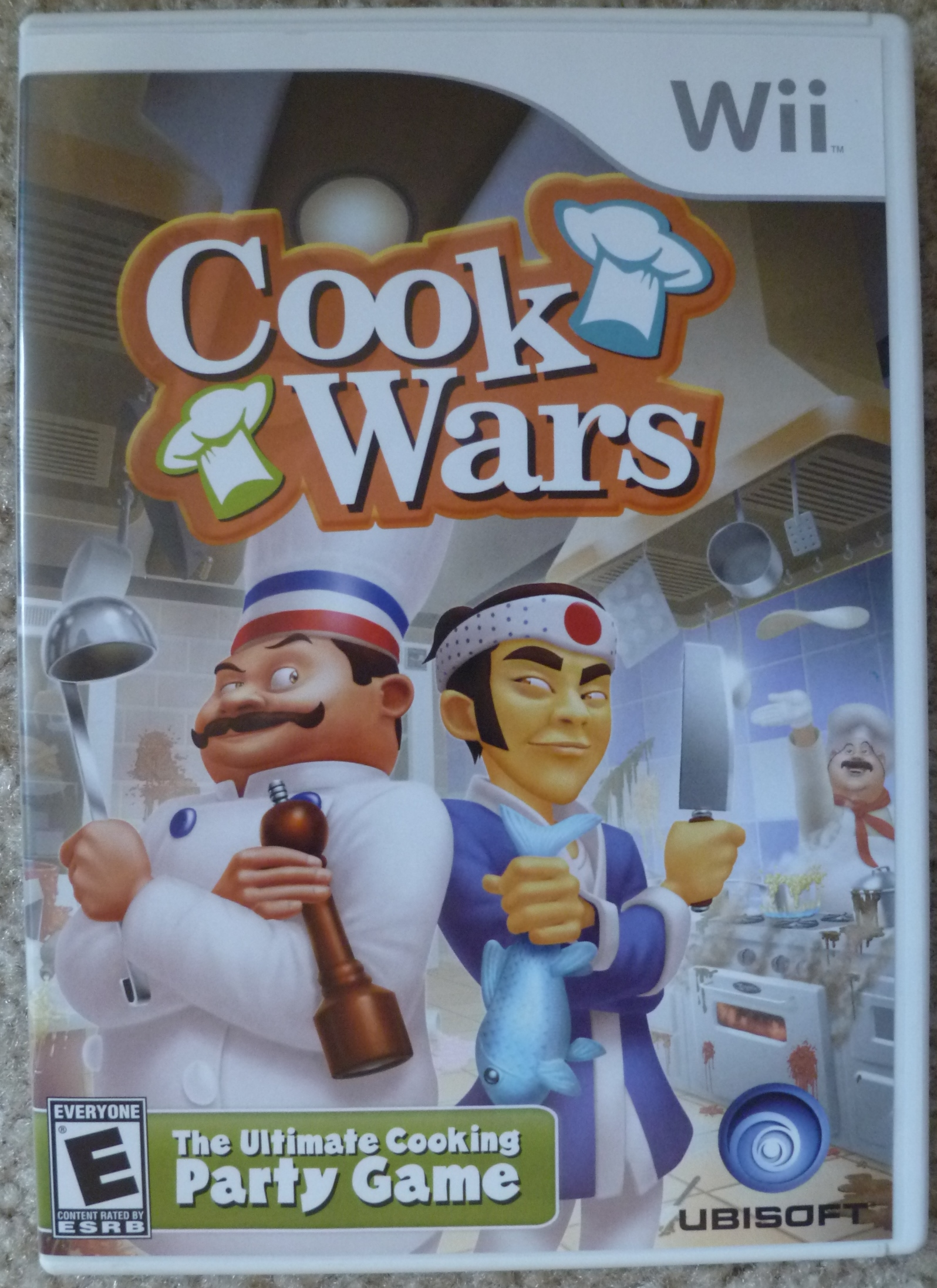 Cook Wars Cover