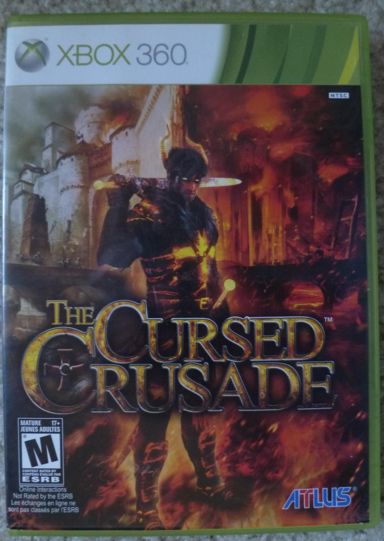 Cursed Crusade Cover