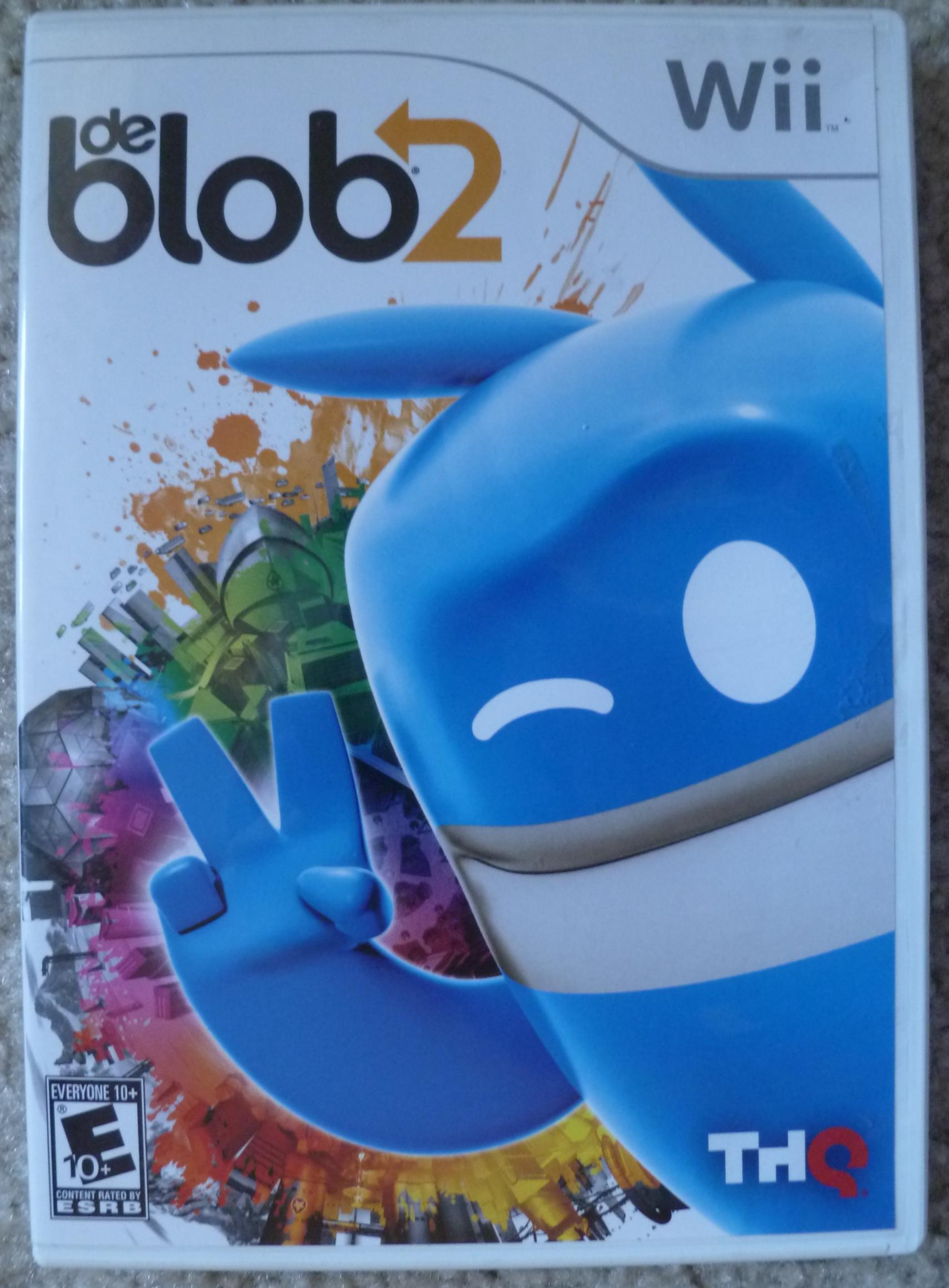 deBlob 2 Cover