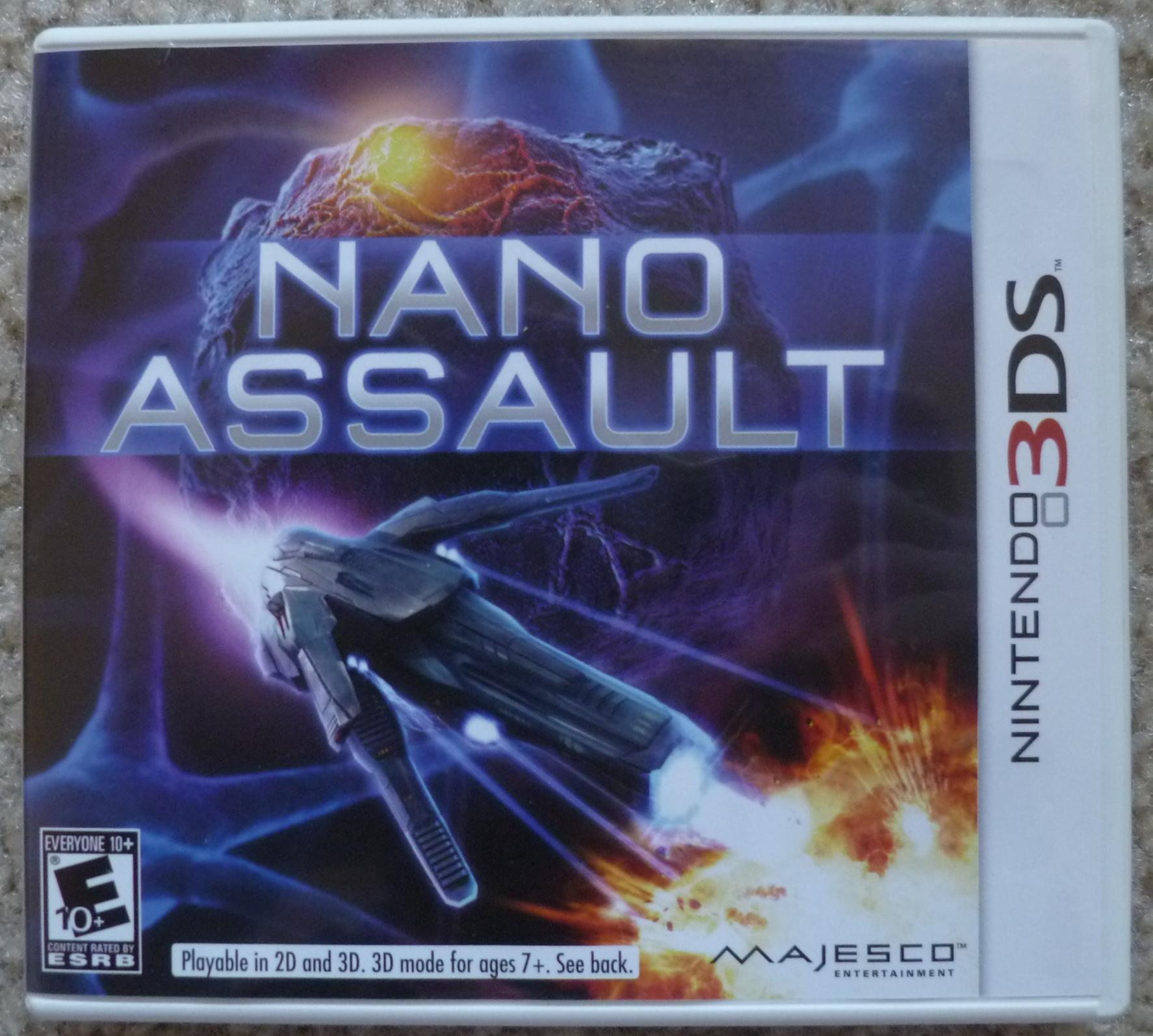 Nano Assault Cover