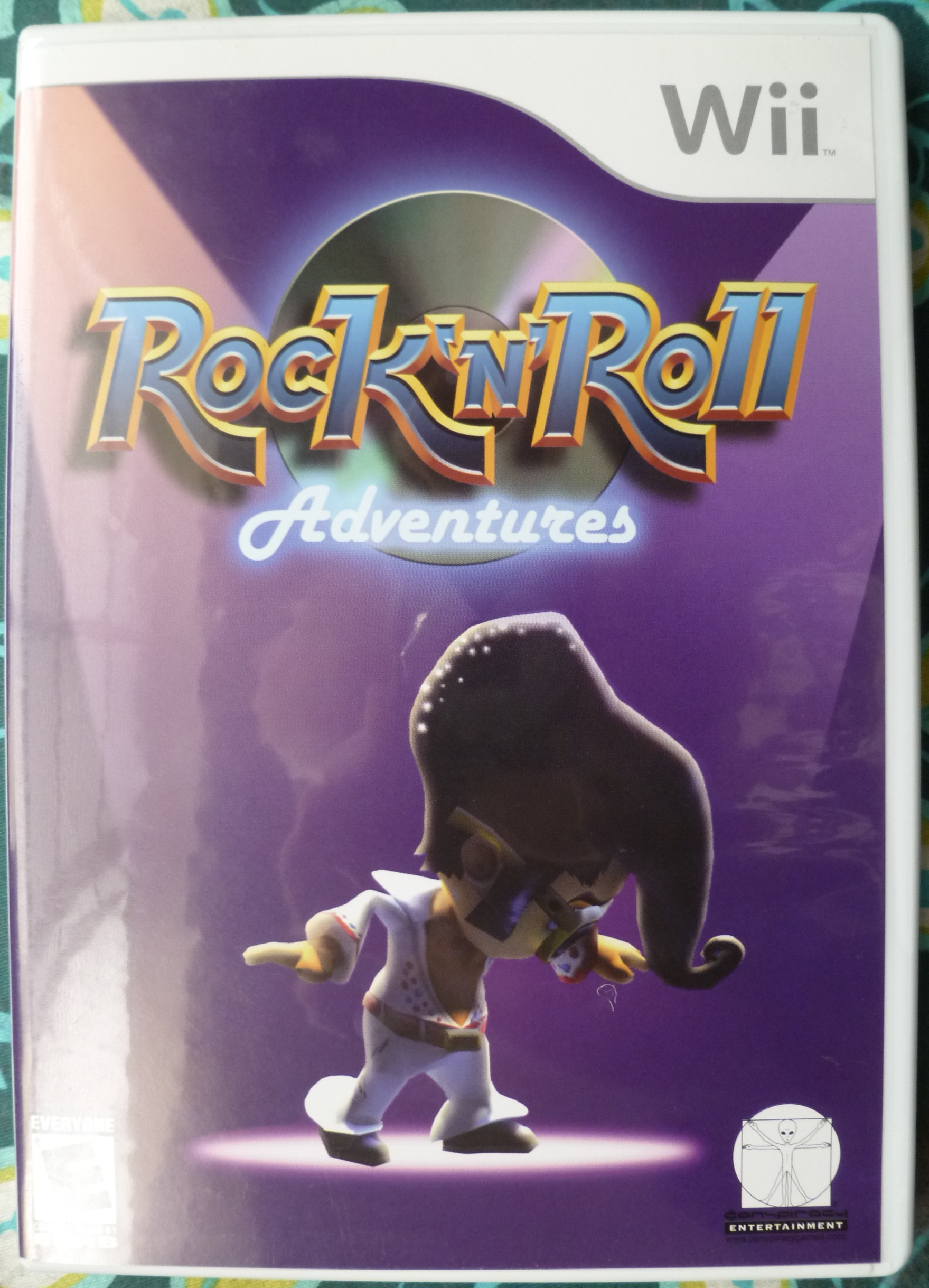 Rock n Roll Adventures Cover