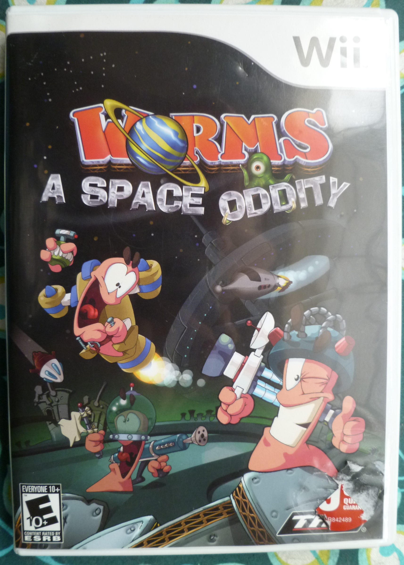 Worms A Space Oddity Cover