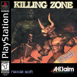 Killing Zone Cover