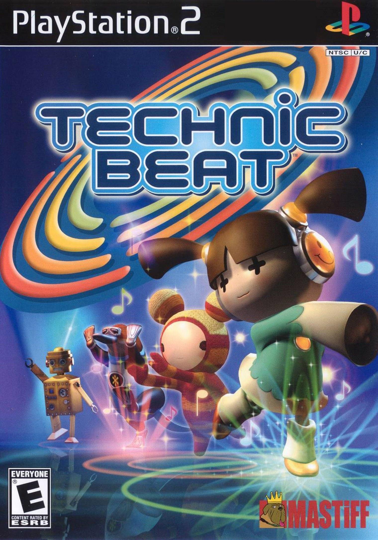 Technicbeat Cover
