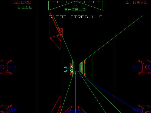 Star Wars Atari Arcade Gameplay 1