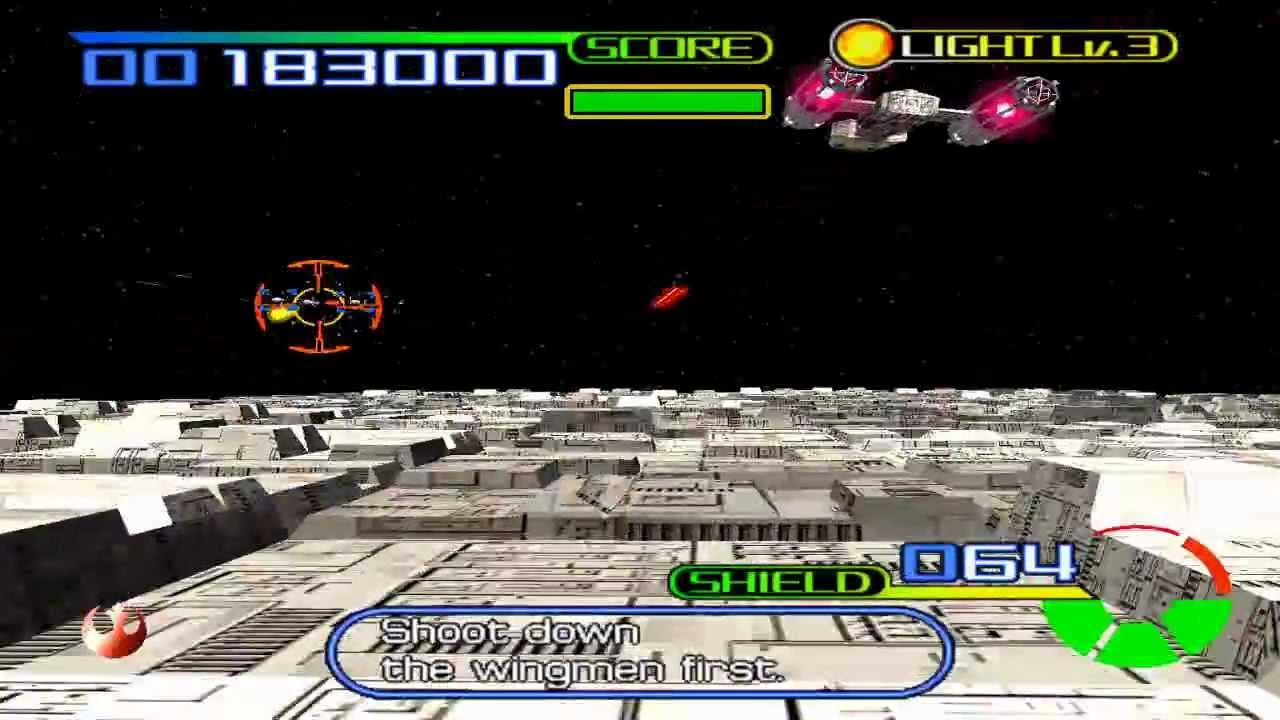 Star Wars Trilogy Arcade Gameplay 1