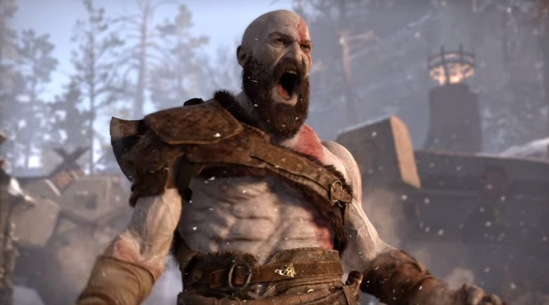 God of War E3 2016