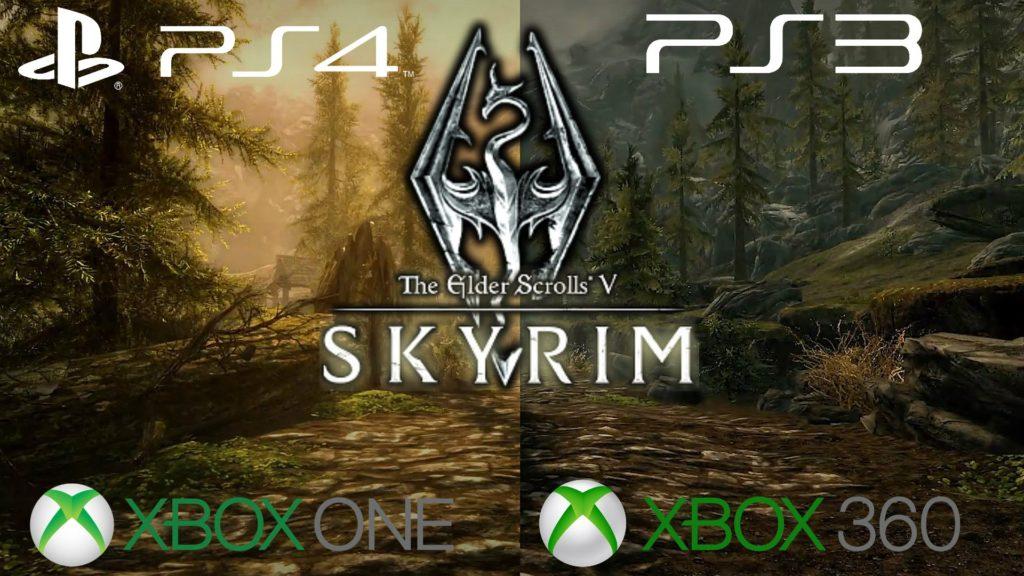 Skyrim Remaster