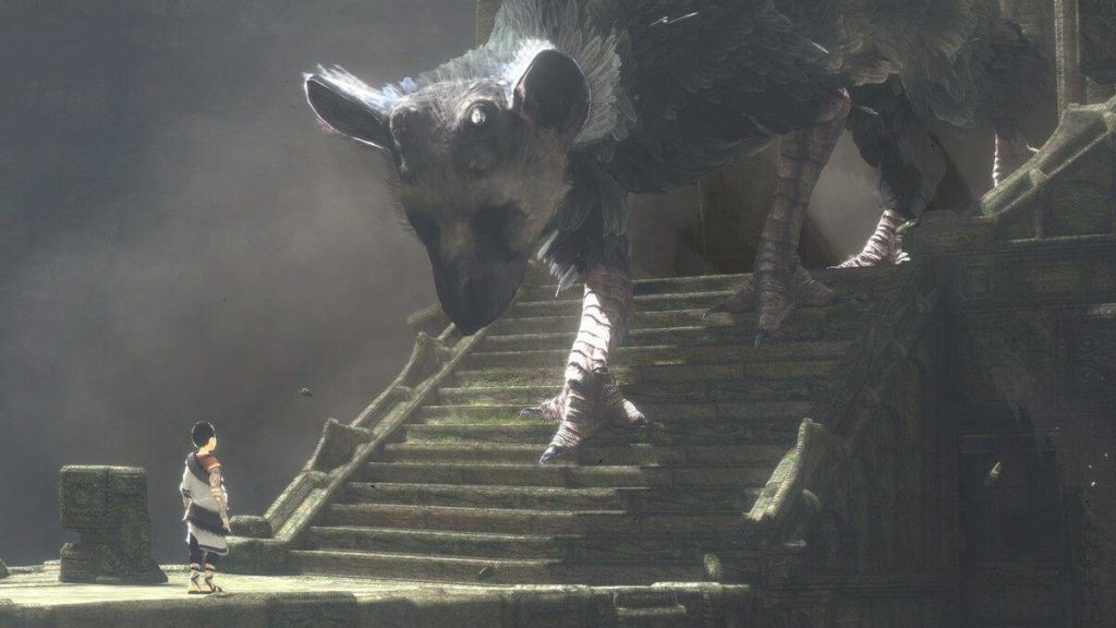 The Last Guardian Art