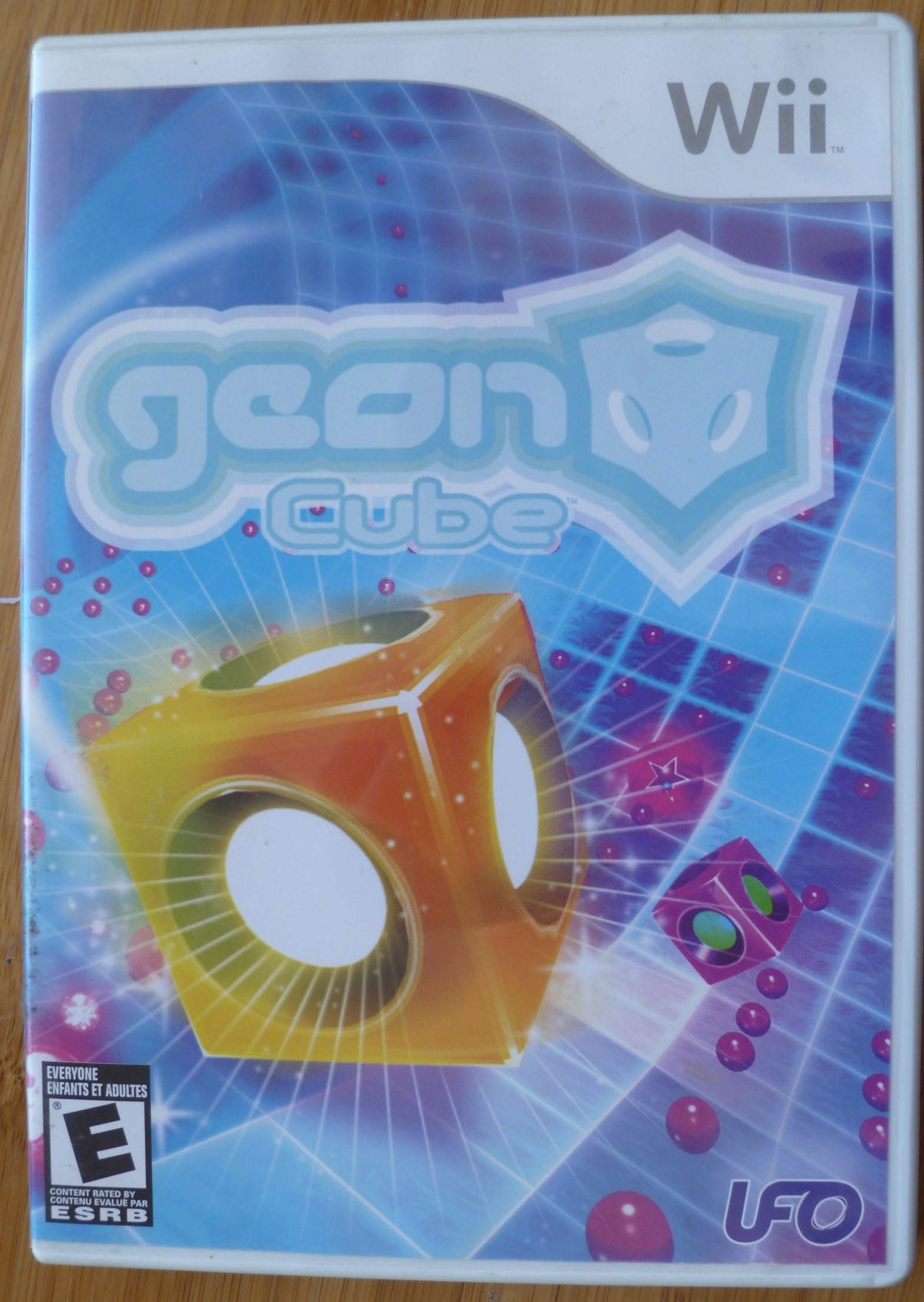 Geon Cube Cover