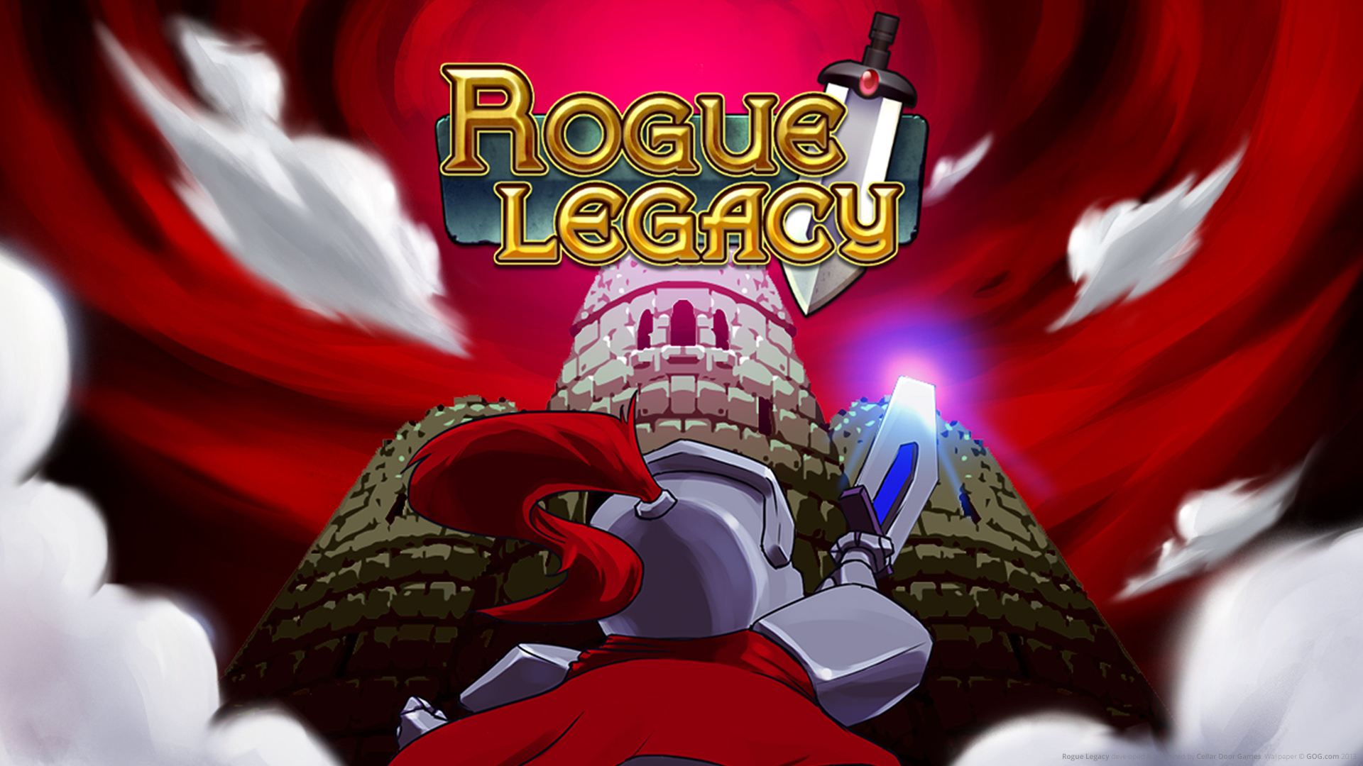 Rogue Legacy is the Best Kind of Dungeon Crawl