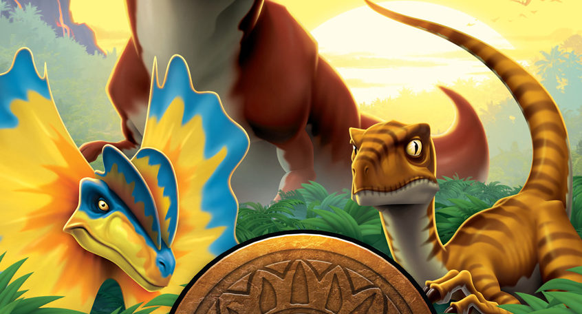 Video Review – Dino Strike