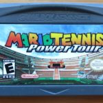 Mario Tennis Power Tour Cartrdige