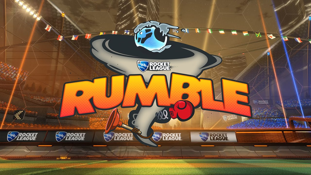 Rocket League Stretches it's Legs with Rumble