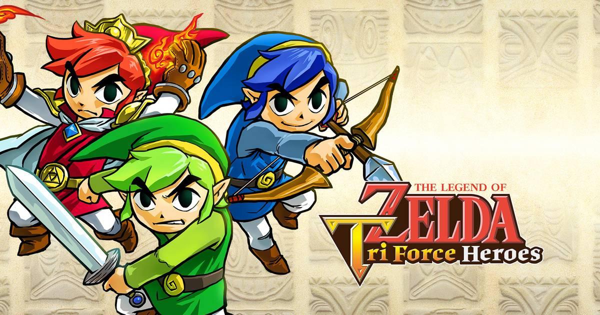 The Legend of Zelda: Tri Force Heroes is Fun, But it's Not Four Swords