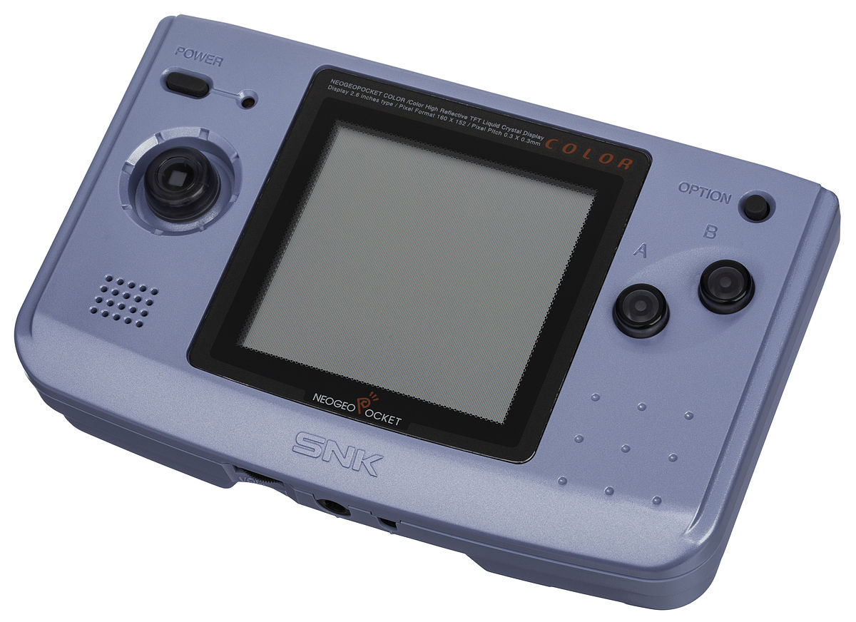 First Impressions: The Neo Geo Pocket Color