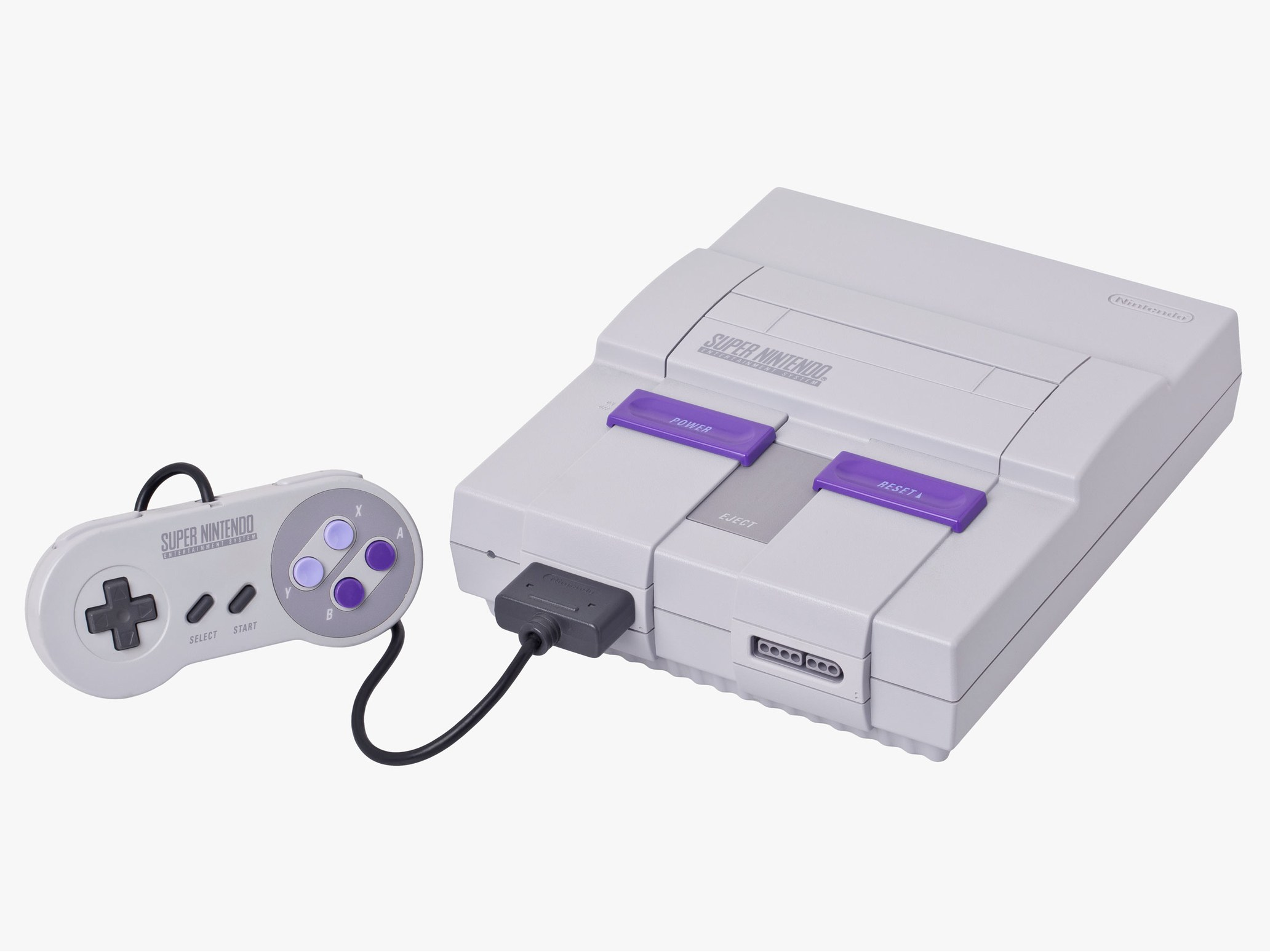Nintendo Retrospective: The Super Nintendo Entertainment System